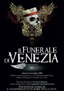 Funeral for Venice