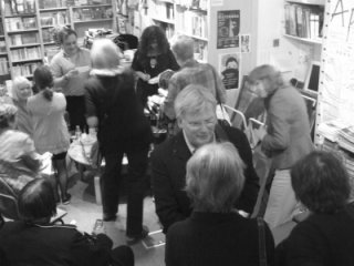 Party in the Italian Bookshop